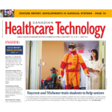 CIMTEC article in Canadian Healthcare Technology