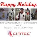 CIMTEC Extends Holiday Greetings