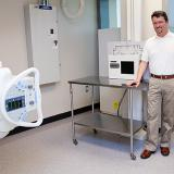 CIMTEC customer, Dr. Ian Cunningham with DQEPro